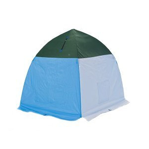 Палатка зимняя СТЭК-1 Классика (дышащая)