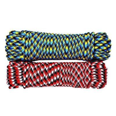 Шнур плетеный Аква Спорт 10,0 мм, 20м евромоток