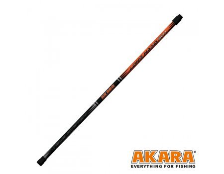 Ручка для подсачека телескопическая Akara Long Hand, 3м