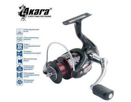 Катушка Akara Fish Point FPF3000, 4п.+1р.п