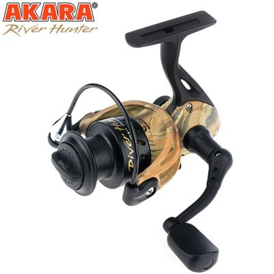 Катушка Akara River Hunter 3000, 5п.+1р.п