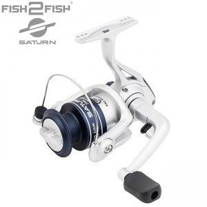 Катушка для удочки Fish2Fish Saturn FG2000, 4п