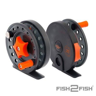 Катушка проводочная Fish2Fish Kola 2bb, 70мм