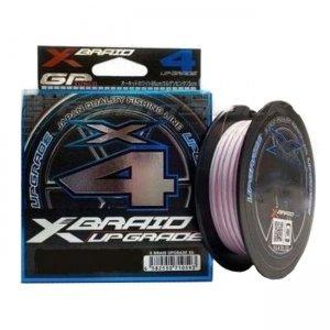 Плетенка YGK XBraid Upgrade X4-150м, мультицвет