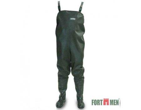 Полукомбинезон рыбацкий FortMen 11(C)1500, ПВХ