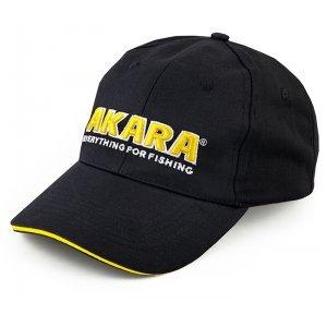 Кепка-бейсболка Akara Classic, черная