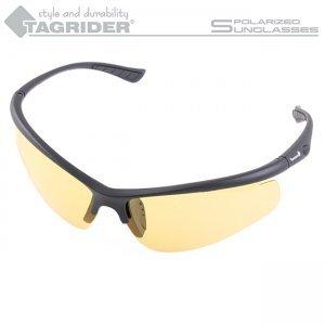 Очки поляризационные Tagrider N13-3 Yellow в чехле