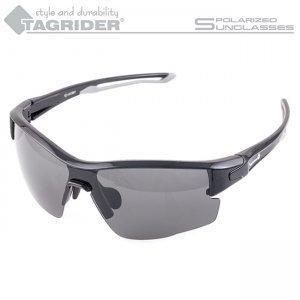 Очки поляризационные Tagrider N14-2 Gray в чехле