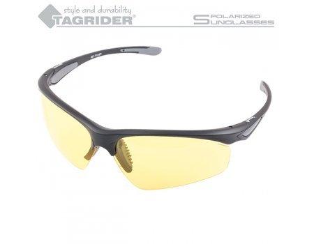 Очки поляризационные Tagrider N15-3 Yellow в чехле