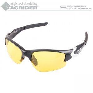 Очки поляризационные Tagrider в чехле N23-3 Yellow