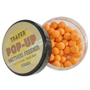 Бойлы плавающие Traper Method Feeder Pop-Up (Tutti-Frutti, тутти-фрутти), 30г/10мм