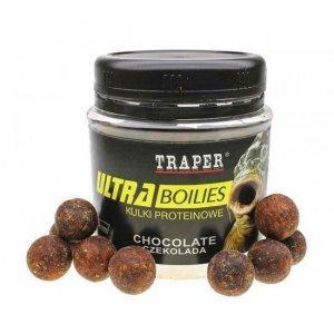 Бойлы Traper Ultra Boilies (Czecolada, шоколад), 100г/16мм