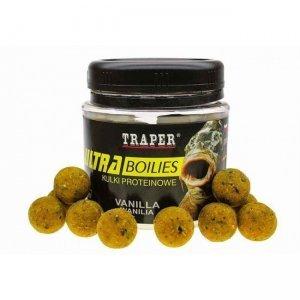 Бойлы Traper Ultra Boilies (Wanillia, ваниль), 100г/16мм
