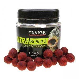 Бойлы Traper Ultra Boilies (Krab, краб), 100г/12мм