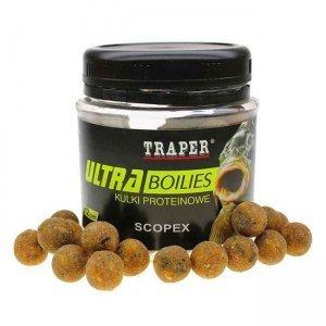 Бойлы Traper Ultra Boilies (Scopex, сладкий), 100г/12мм