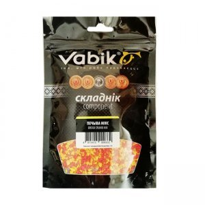 Компонент для прикормки Vabik Component Печиво микс, 150г