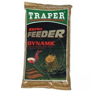 Прикормка Traper Feeder Dynamic (бежевая), 1кг