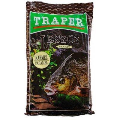 Прикормка Traper Sekret Leszcz Karmel (лещ, карамель), 1кг
