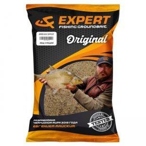 Прикормка UF Expert Original Bream Spice (Лещ Специи), 1кг