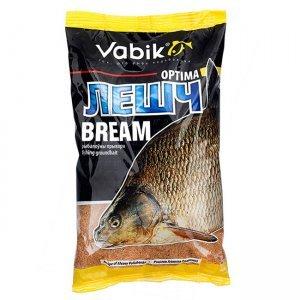 "Прикормка Vabik Optima Bream ""Лешч"" (желто-коричневая), 1кг"