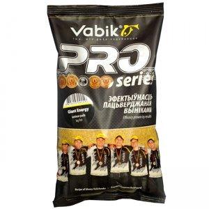 Прикормка Vabik Pro Giant Energy (для крупной рыбы, светлая), 1кг