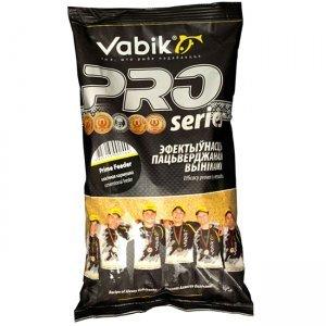 Прикормка Vabik Pro Prime Feeder (для кормушек, светлая), 1кг