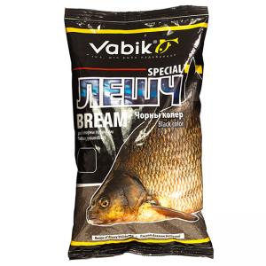 """Прикормка Vabik Special Bream Black """"Лешч Чорны"""" (черная), 1кг"""