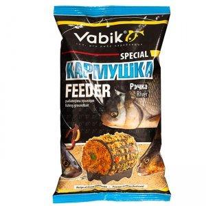 "Прикормка Vabik Special Feeder River ""Кармушка Рэчка"" (светлая), 1кг"