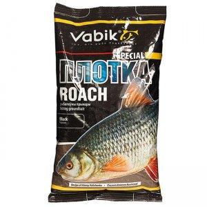"""Прикормка Vabik Special Roach Black """"Плотка Чорная"""" (черная), 1кг"""