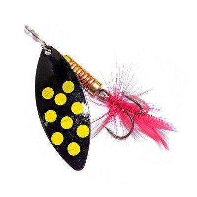 Блесна Lucky John Spin X Long №3, цвет: BF, 6.0гр