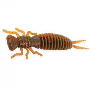 """Твистеры съедобные Akara Eatable Insect 1.4""""/3.5см, 11 (8шт)"""