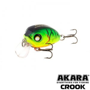 Воблер Akara Crook 35F, A68
