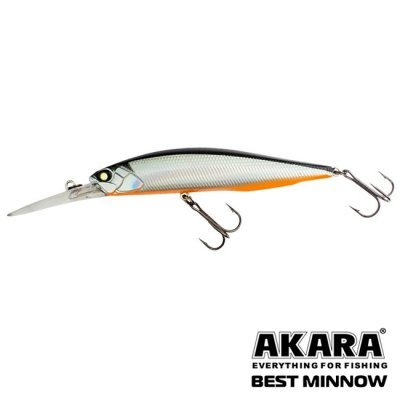 Воблер Akara Best Minnow 100SP, A23