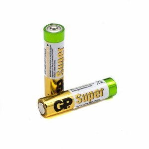 Батарейка ААА GP Super Alkaline Battery LR03 1.5V