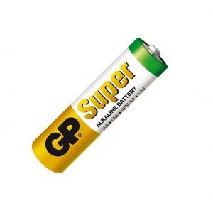 Батарейка АА GP Super Alkaline Battery LR06 1.5V