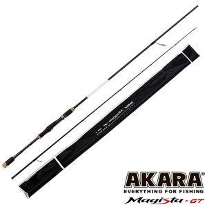 Спиннинг Akara Magista GT H762 2.28м, 21-62гр