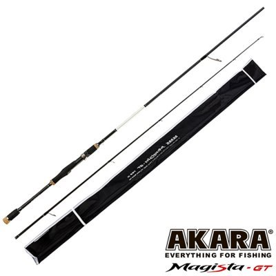 Спиннинг Akara Magista GT H822 2.48м, 21-62гр
