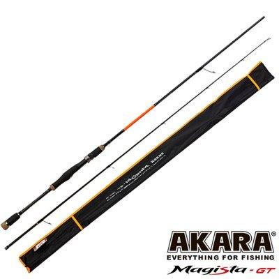 Спиннинг Akara Magista GT M902 2.7м, 5.5-27гр