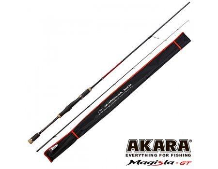 Спиннинг Akara Magista GT L822 2.48м, 2.5-11гр