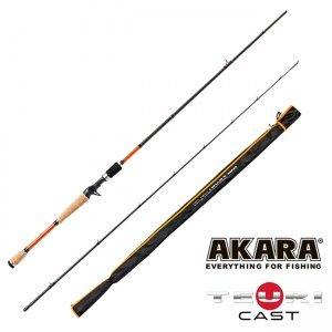 Спиннинг Akara Teuri Cast 702H 2.1м, 17.5-49гр