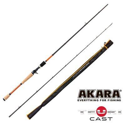 Спиннинг Akara Teuri Cast 762H 2.28м, 17.5-49гр