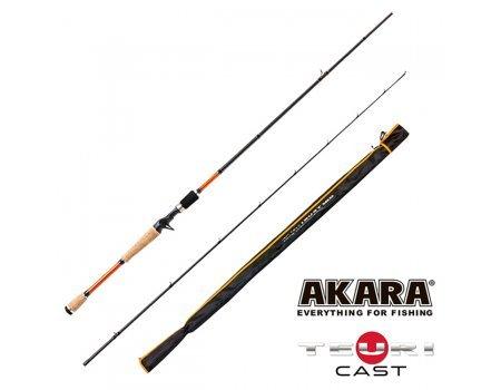 Спиннинг Akara Teuri Cast 802H 2.4м, 17.5-49гр