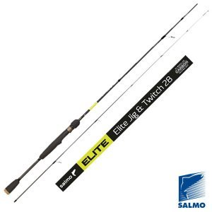Спиннинг Salmo Elite Jig&Twitch 28, 2.23м, 8-28гр