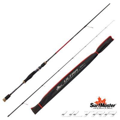 Спиннинг Surf Master Ultra L 2.2м, 1-10гр
