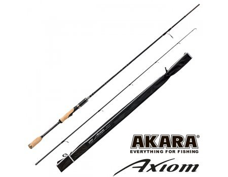 Спиннинг Akara Axiom M 2.4м, 6-28гр
