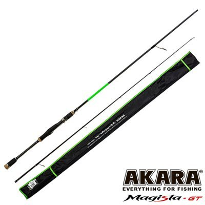 Спиннинг Akara Magista GT MH902 2.7м, 10.5-35гр