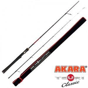 Спиннинг Akara Teuri Classic UL662 1.98м, 0.6-7гр