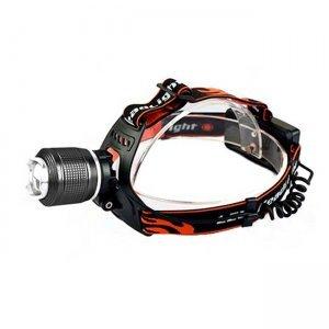 Фонарь налобный Dual Light Source Zoom Headlamp HL-2199-3