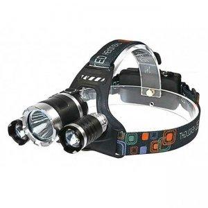Фонарь налобный High Power Headlamp 3xCree T6
