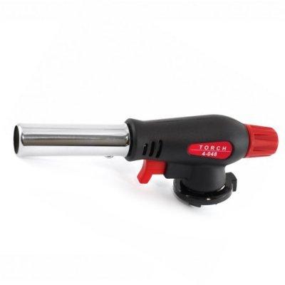 Горелка газовая Runis Premium P03 с пьезоэлектрическим розжигом 4-048